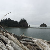 Photo taken at La Push by Andrew C. on 7/2/2016