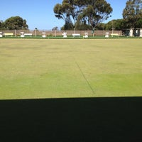 Photo taken at Laverton Bowling Club by Averly C. on 1/19/2013