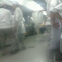 Photo taken at Pastry Kitchen KLMU by Fazlina Z. on 10/19/2012