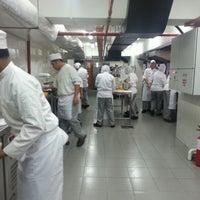 Photo taken at Pastry Kitchen KLMU by Fazlina Z. on 2/22/2013