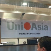 Photo taken at Uni.Asia General Insurance Berhad by Fazlina Z. on 1/25/2013