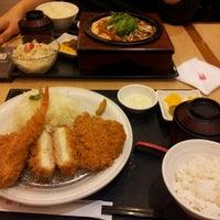 Photo taken at Saboten by Min-Ah H. on 12/21/2012