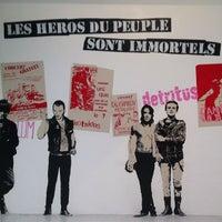 Photo taken at Galerie du Jour - Agnès B. by Thomas R. on 10/19/2013