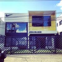 Photo taken at Nike Store Pinheiros by Thomas R. on 4/27/2014