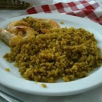 "Photo taken at Restaurant ""Maura"" by Bernat on 7/19/2013"