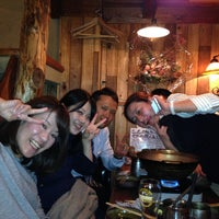 Photo taken at 炭焼笑店 陽 天満店 by Kiyoto I. on 11/7/2014