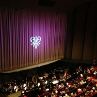 Photo taken at Krannert Center For The Performing Arts by Jessie O. on 12/2/2012