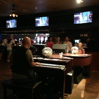 Photo taken at The Bar at Times Square by JD on 4/7/2013