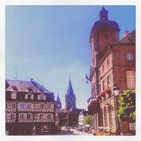 Das Foto wurde bei Weißenburg von Jens. am 7/21/2013 aufgenommen
