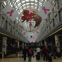 Photo taken at Terminal 3 by Corrado G. on 10/19/2012