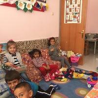 Photo taken at Yukarı Pınarbaşı İlkokulu by Pakize Ç. on 10/17/2016