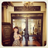 Photo taken at Crompton Collective by Daniel A. on 3/21/2013