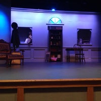 Photo taken at Little Theater by Ken O. on 11/10/2013