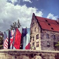 6/8/2013에 Natalia P.님이 Memorium Nürnberger Prozesse에서 찍은 사진