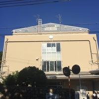 Photo taken at 住吉中学校 by Hitoshi K. on 9/8/2017
