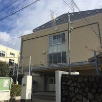 Photo taken at 住吉中学校 by Hitoshi K. on 1/9/2017