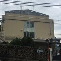 Photo taken at 住吉中学校 by Hitoshi K. on 9/12/2017