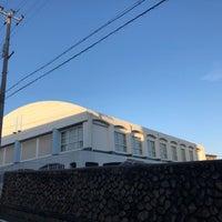 Photo taken at 住吉中学校 by Hitoshi K. on 11/12/2017
