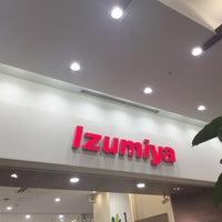 Photo taken at イズミヤ 西宮ガーデンズ店 by Hitoshi K. on 9/2/2017
