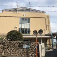 Photo taken at 住吉中学校 by Hitoshi K. on 11/7/2017