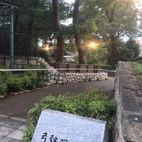 9/8/2018にHitoshi K.が弓弦羽の杜で撮った写真