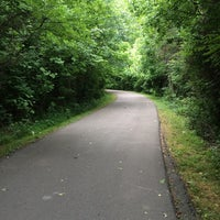 Photo taken at Mill Creek Greenway Trail by K P. on 6/4/2014