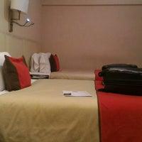Photo taken at Regente Palace Hotel by Laercio M. on 9/8/2016