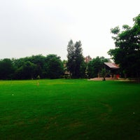 Photo taken at Green Fields Country Club by Sa3d Ⓜ. on 8/9/2015