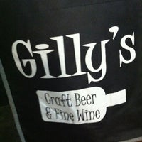 Photo taken at Gilly's Craft Beer & Fine Wine by Charles C. on 2/20/2013
