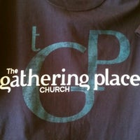 Photo taken at The Gathering Place Church by Troy V. on 9/30/2012