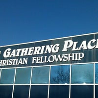 Photo taken at The Gathering Place Church by Troy V. on 2/10/2013