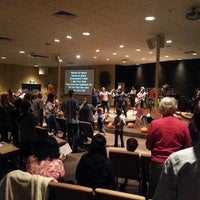 Photo taken at The Gathering Place Church by Troy V. on 10/27/2013