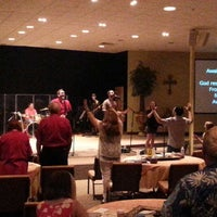 Photo taken at The Gathering Place Church by Troy V. on 9/8/2013