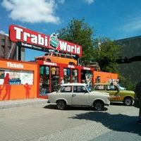 Das Foto wurde bei Trabi-Safari / Trabi-World von Leonard L. am 6/10/2013 aufgenommen