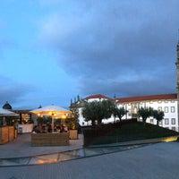 Photo taken at Jardim das Oliveiras by Leonard L. on 5/13/2018