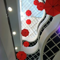 Photo taken at Richland Library - Main Library by Julie T. on 10/19/2012