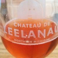 Photo taken at Chateau de Leelanau by Alaina K. on 9/21/2013