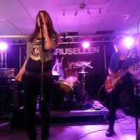 Photo taken at Fenix Ungdomens Hus by Ilse v. on 5/5/2013