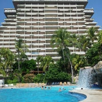 Photo taken at The Fairmont Acapulco Princess by Casio C. on 11/16/2012