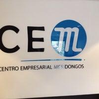 Photo taken at CEM Centro Empresarial Mondongos by Edgar A. on 10/16/2014