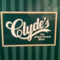 Photo taken at Clyde's of Reston by Chris M. on 11/3/2012