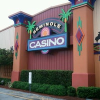 Photo taken at Seminole Casino by Chris C. on 9/22/2012