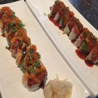 Photo taken at Barracuda Japanese Restaurant by Winston W. on 6/30/2015