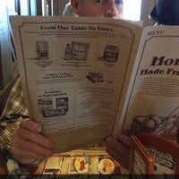 Photo taken at Cracker Barrel Old Country Store by Drew D. on 1/31/2016