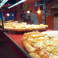 Photo taken at Ian's Pizza by the Slice by Juhae L. on 11/2/2012