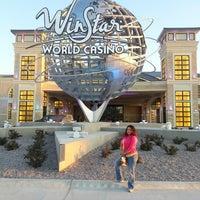 Photo taken at WinStar World Casino and Resort by Cyndi C. on 4/1/2013