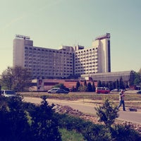Снимок сделан в Готель «Черемош» / Cheremosh Hotel Chernivtsi пользователем WitFlash 5/3/2013