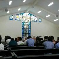 Photo taken at St. Simon Catholic Church by Nathan S. on 10/10/2015