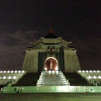 Photo taken at Chiang Kai-Shek Memorial Hall by Benny P. on 12/29/2012