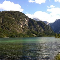 Photo taken at Almsee by Lisi K. on 8/24/2014